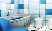Bathroom Interior Presentation Template
