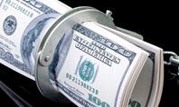 Arrested Criminal Money Presentation Template
