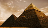 Pyramid of Khafre Presentation Template