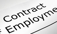 Contract Of Employment Presentation Template