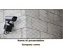 Surveillance Camera slide 1