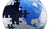 Earth Puzzle Presentation Template
