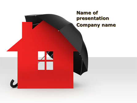 home insurance templates  Home Insurance Presentation Template for PowerPoint and Keynote ...