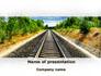 Railway To The Beautiful Land slide 1