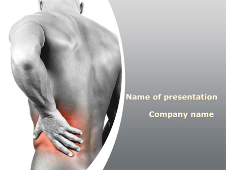 Rheumatic Disease Presentation Template For Powerpoint And Keynote