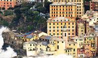 Italian Coastal Town Presentation Template