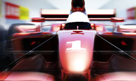 Formula One Bolide Racing Presentation Template