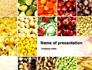 Vegetarian Foods slide 1