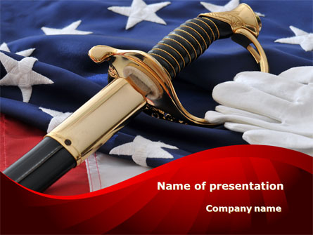 Valor Presentation Template, Master Slide