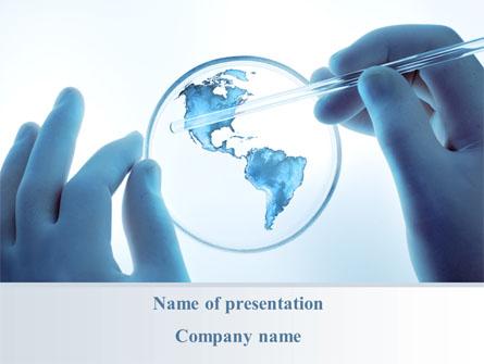 Vaccine worldwide concern presentation template for powerpoint and vaccine worldwide concern presentation template master slide toneelgroepblik Images