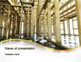Wooden House Framework slide 1