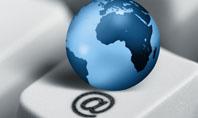 World eCommerce Presentation Template