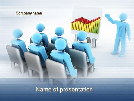 Project Presentation Presentation Template, Master Slide