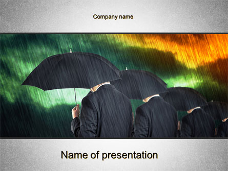 bad weather presentation template for powerpoint and keynote ppt star