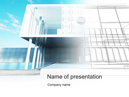 Design Concept Presentation Template, Master Slide