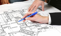 Construction Project Approvals Presentation Template