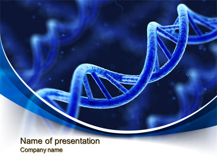 3d dna presentation template for powerpoint and keynote ppt star 3d dna presentation template master slide toneelgroepblik Images
