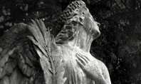 Angel Tombstone Presentation Template