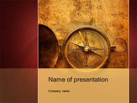 Orientation Presentation Template For Powerpoint And Keynote Ppt Star