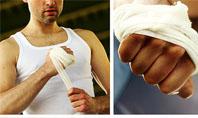 Fist Fighter Presentation Template