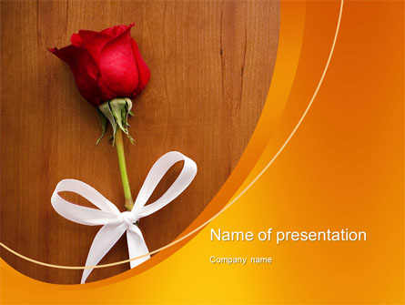 Romantic Presentation Template For Powerpoint And Keynote Ppt Star