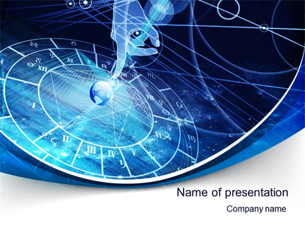 Astrology presentation template for powerpoint and keynote ppt star astrology presentation template master slide toneelgroepblik Gallery