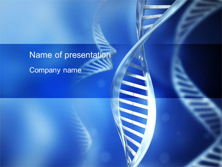 DNA Theme Presentation Template for PowerPoint and Keynote | PPT Star