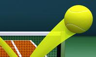 Tennis Ball Trajectory Presentation Template