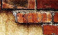 Brick Frame Presentation Template