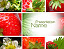 Strawberries Collage slide 1