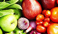 Eat Healthy Presentation Template