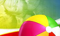 Inflatable Ball Presentation Template