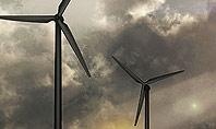 Wind Turbine Presentation Template