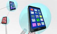 Smartphones Network Presentation Template