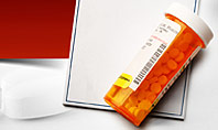 Prescription Drugs RX Presentation Template