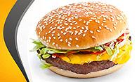 Tasty Burger Presentation Template