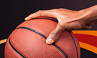 Basketball Theme Presentation Template