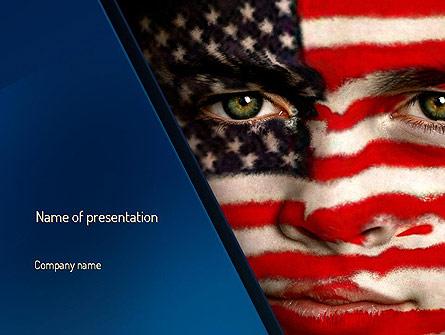 Deferred Action Presentation Template, Master Slide