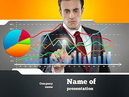 Market Trends Presentation Template, Master Slide
