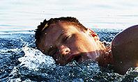 Ocean Swimmer Presentation Template