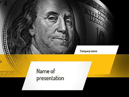 Dollar Presentation Template, Master Slide