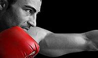 Kickboxer Presentation Template