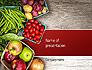 Fruit and Veg slide 1