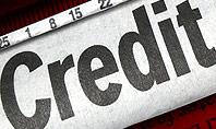 Credit Crunch Headline Presentation Template