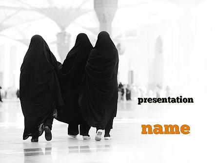 Muslim Powerpoint Templates