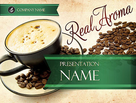 Mocha coffee flavor presentation template for powerpoint and keynote mocha coffee flavor presentation template master slide toneelgroepblik Gallery