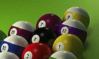 Pool Game Presentation Template