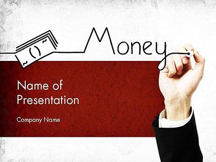 money presentation presentation template for powerpoint and keynote, Money Presentation Template, Presentation templates