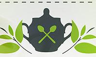 Green Tea Cup Presentation Template