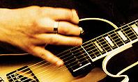 Rock Guitar Presentation Template